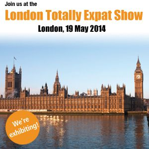 London Totally Expat Show