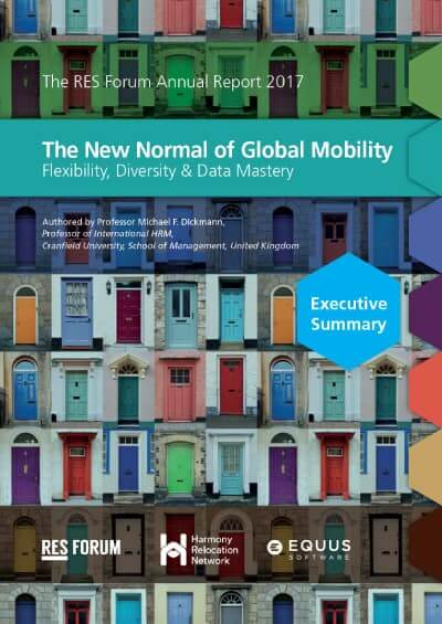 RES Forum annual mobility report 2017