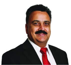 Ajit Basi - AGM Group Head of IT and Information Security