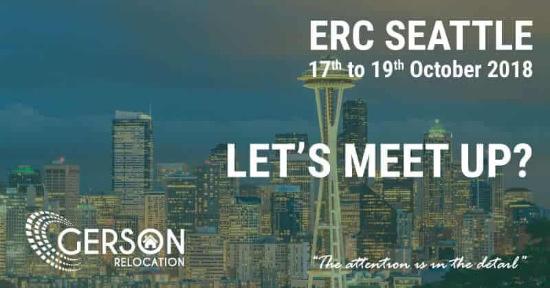 ERC Seattle Conference October 2018