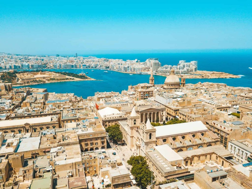 Relocating your business and employees to Malta