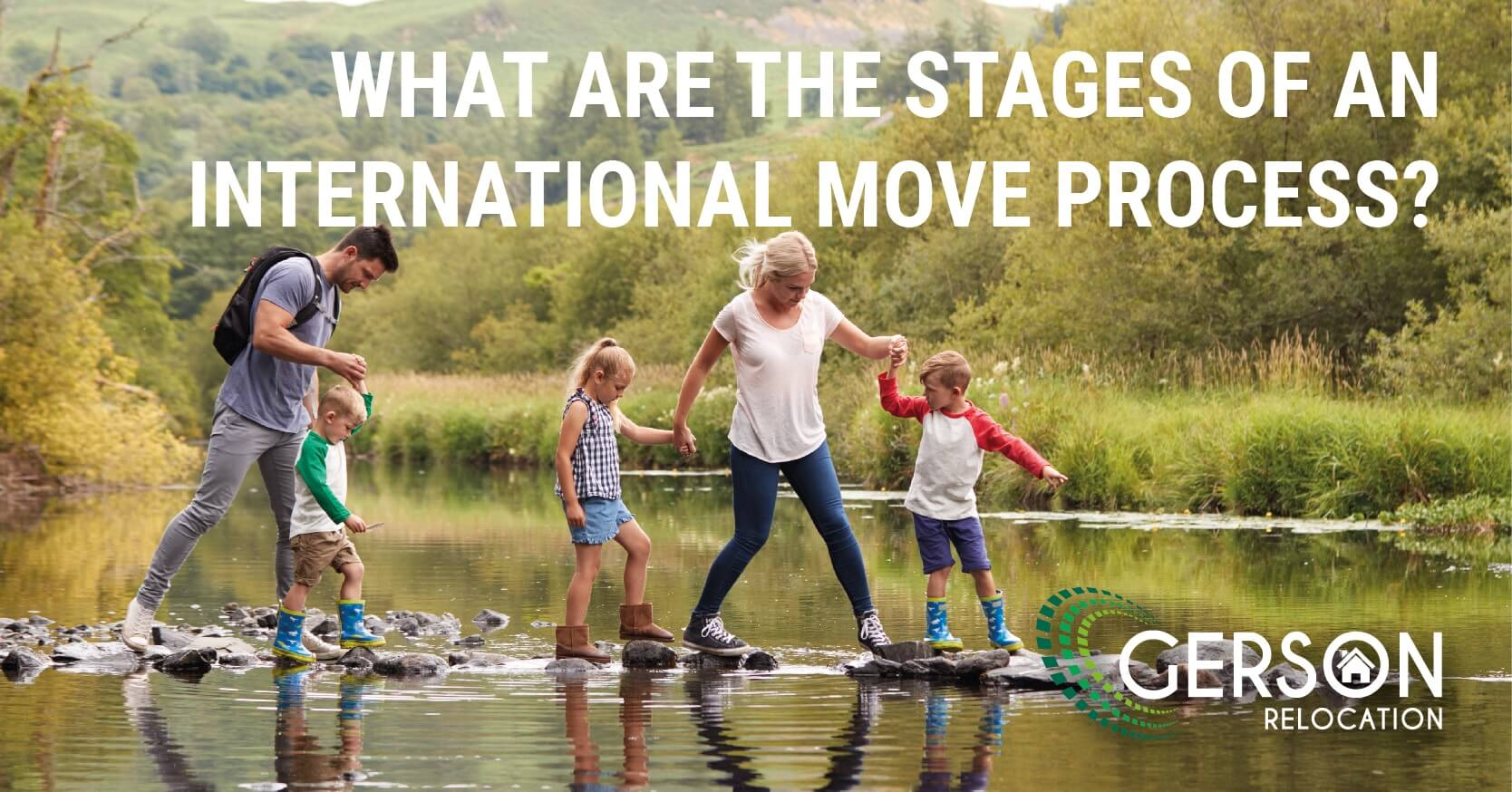 What Are The Stages Of An International Move Process?