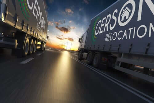 Gerson Relocation - Transport & Delivery