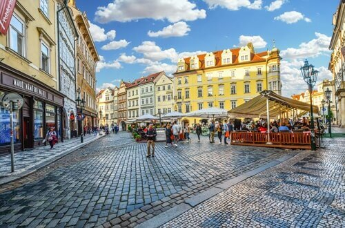 8) What are the best aspects and worst aspects of living in Prague?