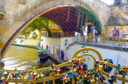 Prague ranks one of the safest major cities in the world.