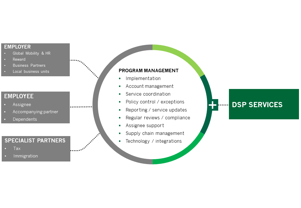 Global Mobility Programme - DSP