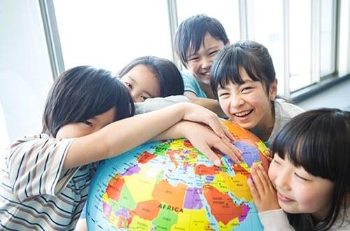 Choosing an international school for my children