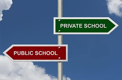 Should I send my children to a local, non-private school