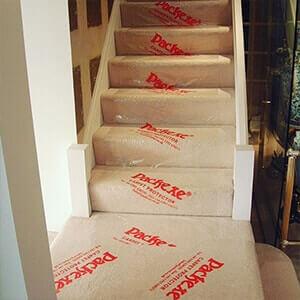 Packexe floor protectors