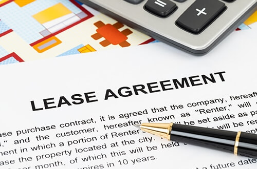 Managing your lease agreement