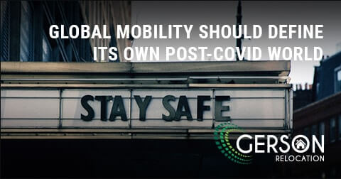 Global Mobility Should Define Its Own Post-Covid World