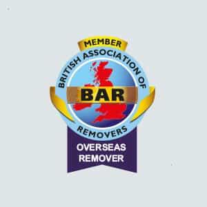 BAR overseas remover member logo