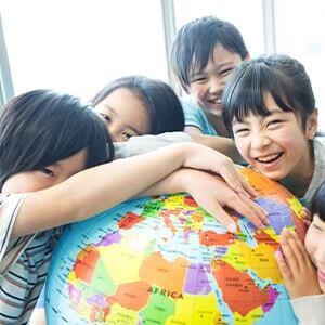 International school search service