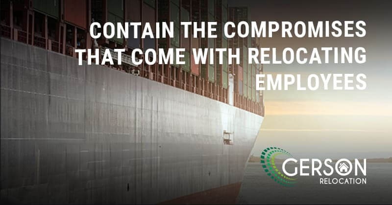 Contain The Compromises That Come With Relocating Employees