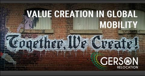 Value Creation In Global Mobility - With Graffiti Wall
